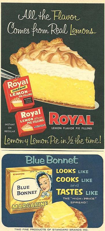 Standard Brands 1958