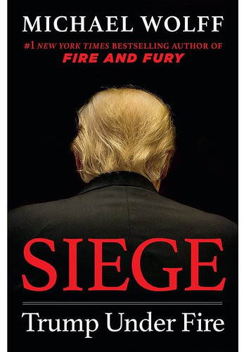 Siege: Trump under Fire Cover
