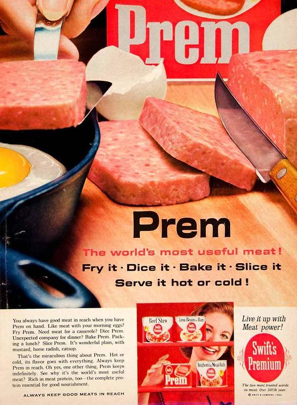 Swift's Prem 1962