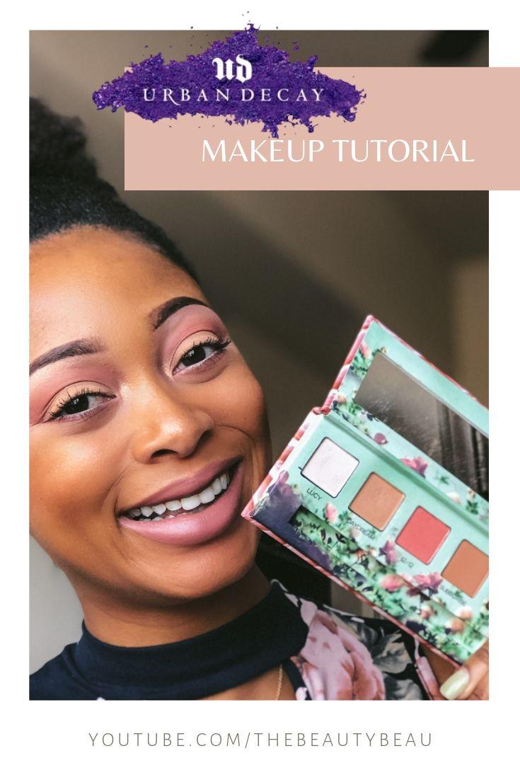 urban decay kristen leanne makeup tutorial