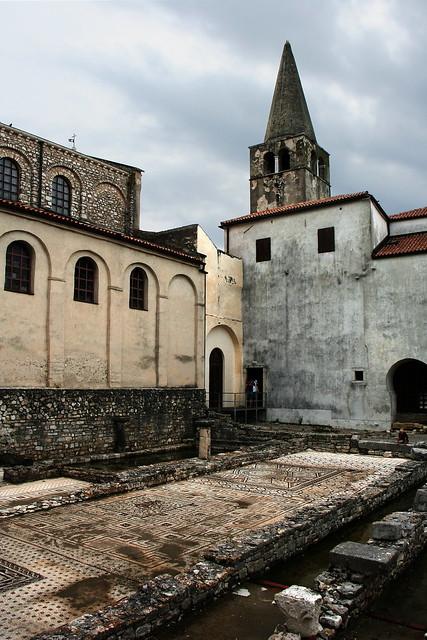 The Euphrasian Basilica Complex