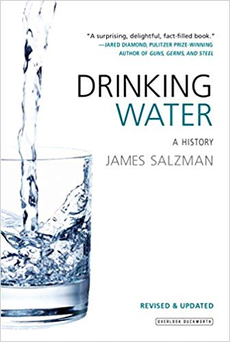 Drinking Water: A history cover