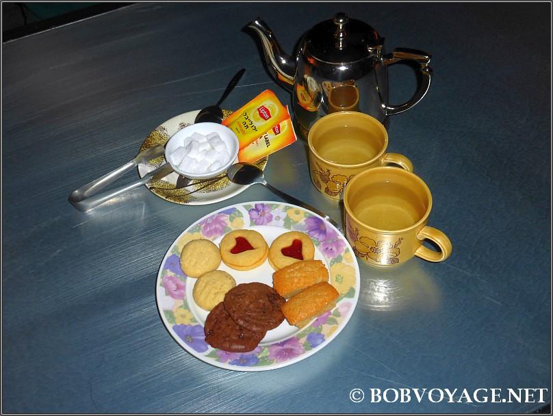 תה ומתוקים באהבה ב- משפחת שכטר (the schechters)