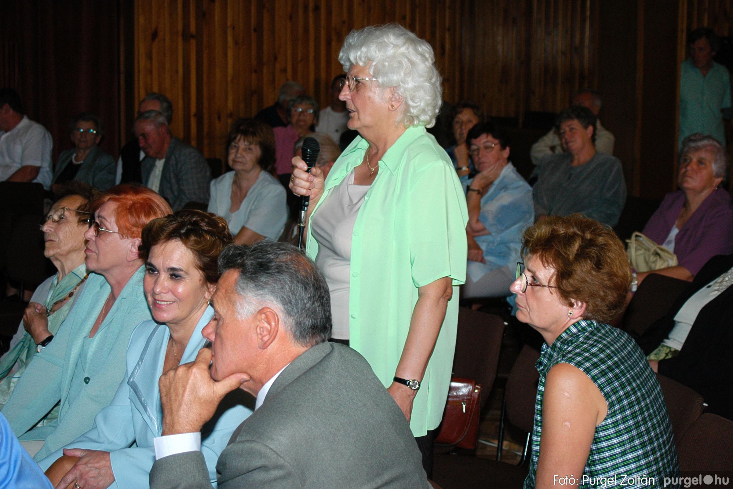 2003.09.20. 032 Elszármazottak találkozója 2003. Fotó:PURGEL ZOLTÁN© DSC_0038q.jpg