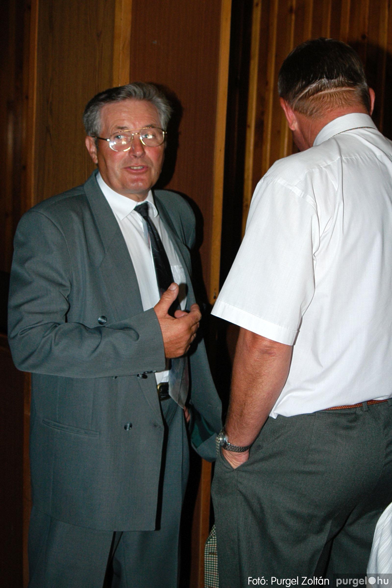 2003.09.20. 067 Elszármazottak találkozója 2003. Fotó:PURGEL ZOLTÁN© DSC_0075q.jpg