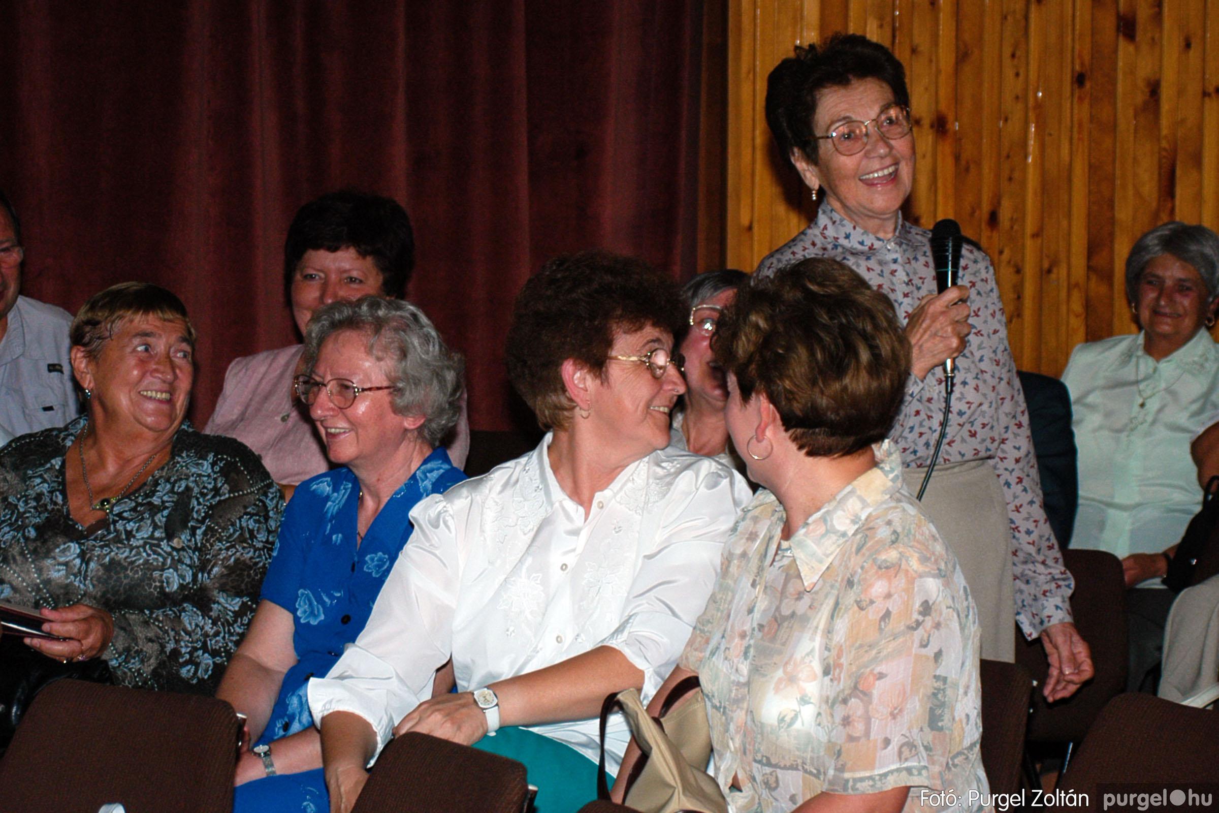 2003.09.20. 066 Elszármazottak találkozója 2003. Fotó:PURGEL ZOLTÁN© DSC_0074q.jpg