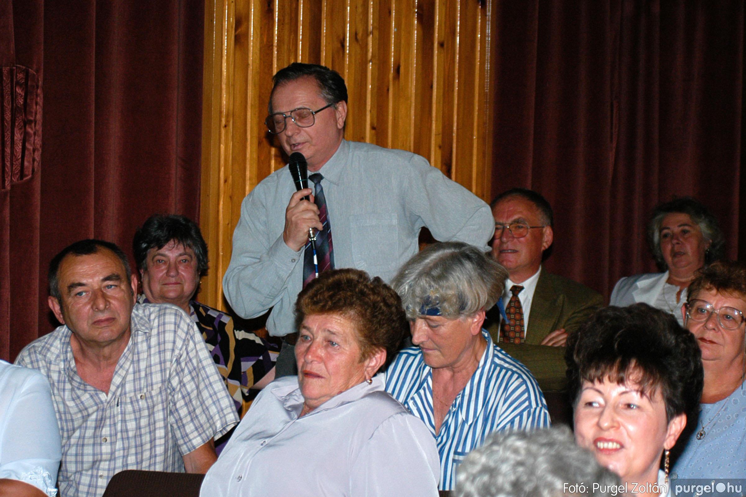 2003.09.20. 062 Elszármazottak találkozója 2003. Fotó:PURGEL ZOLTÁN© DSC_0070q.jpg