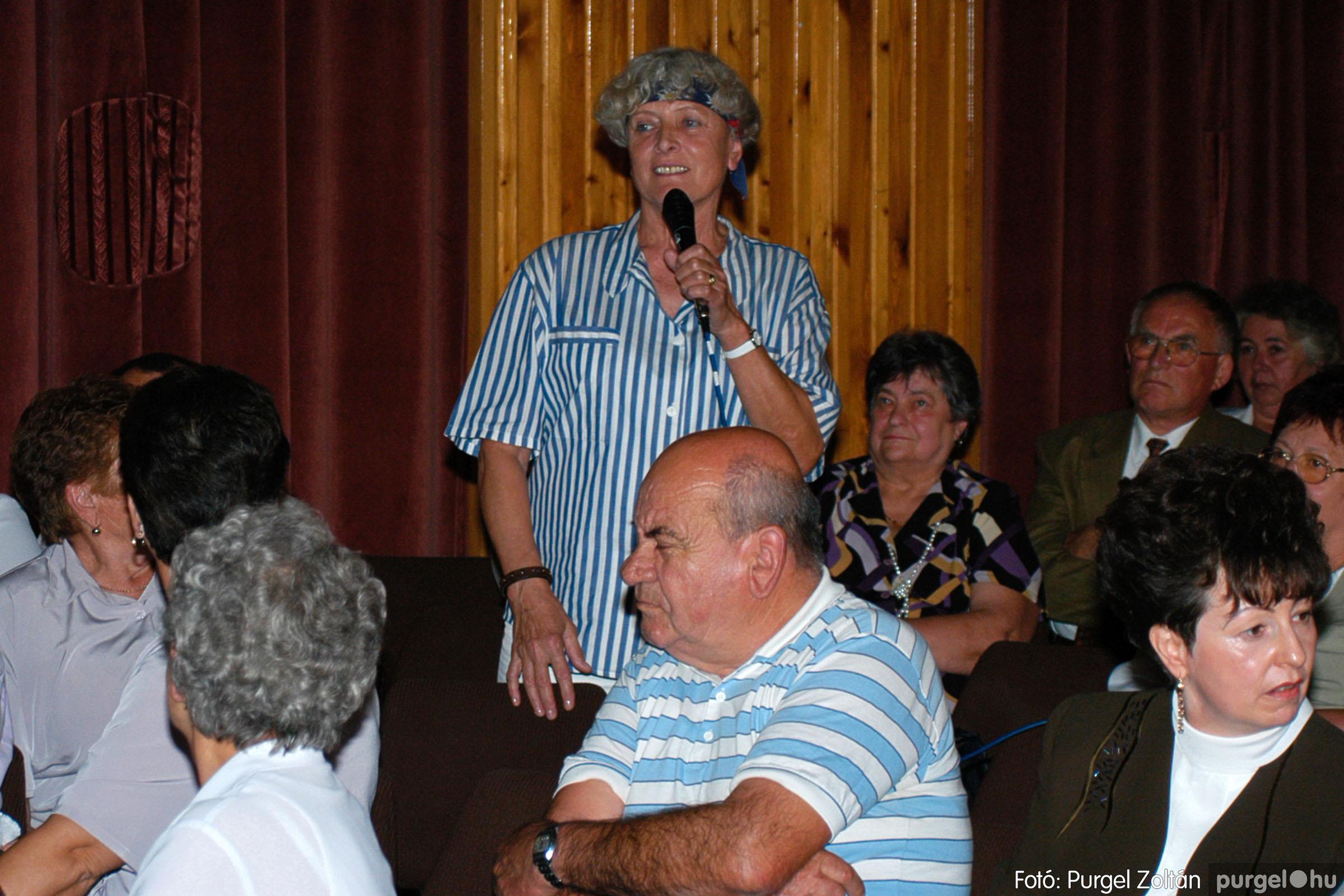 2003.09.20. 054 Elszármazottak találkozója 2003. Fotó:PURGEL ZOLTÁN© DSC_0062q.jpg