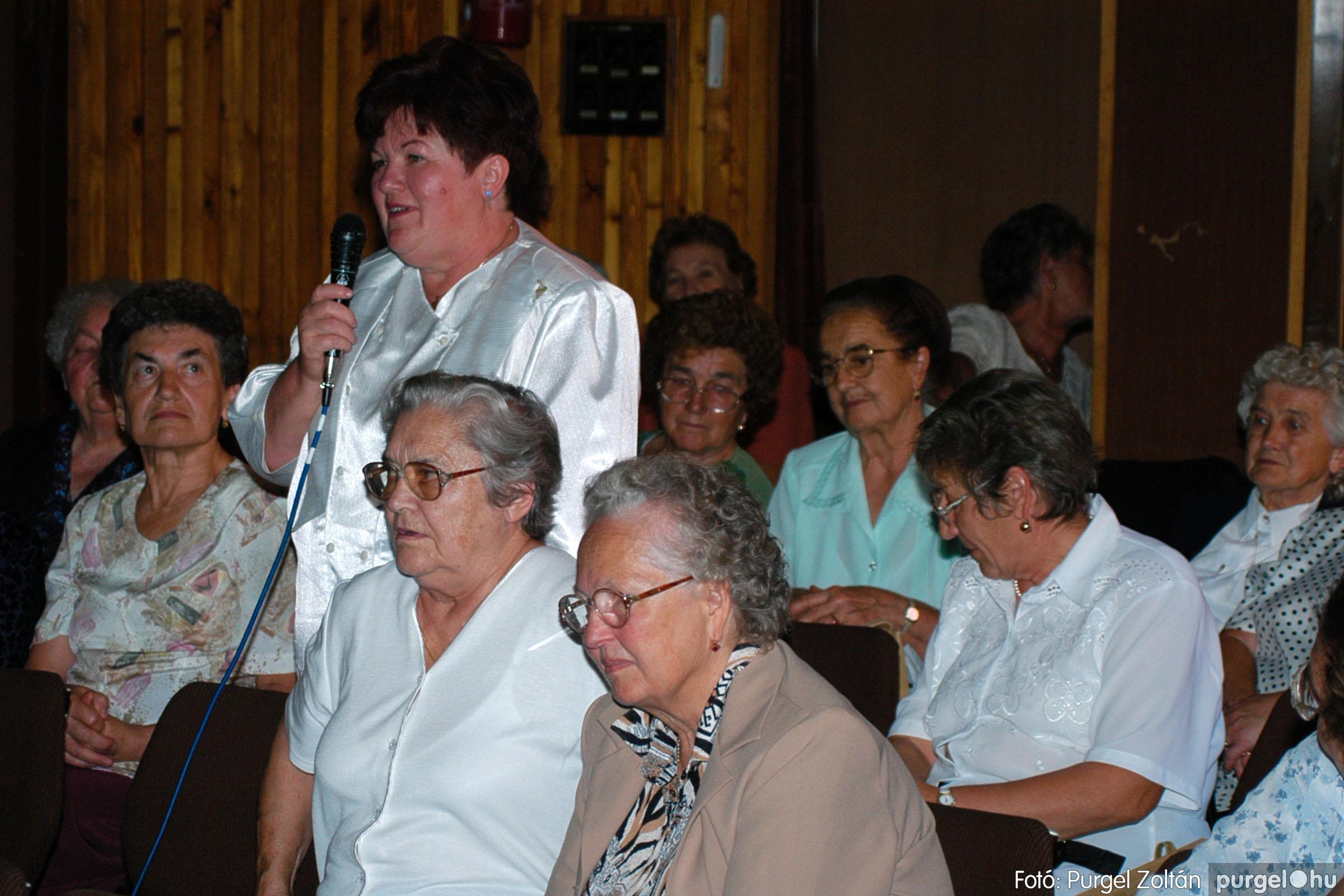 2003.09.20. 053 Elszármazottak találkozója 2003. Fotó:PURGEL ZOLTÁN© DSC_0061q.jpg