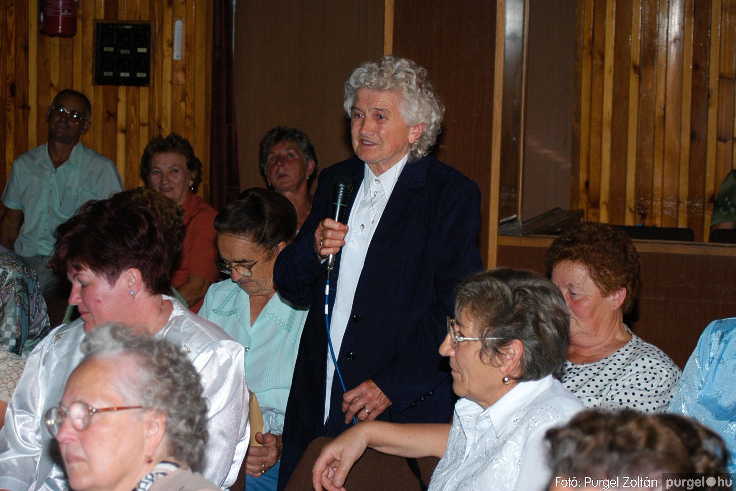 2003.09.20. 046 Elszármazottak találkozója 2003. Fotó:PURGEL ZOLTÁN© DSC_0054q.jpg