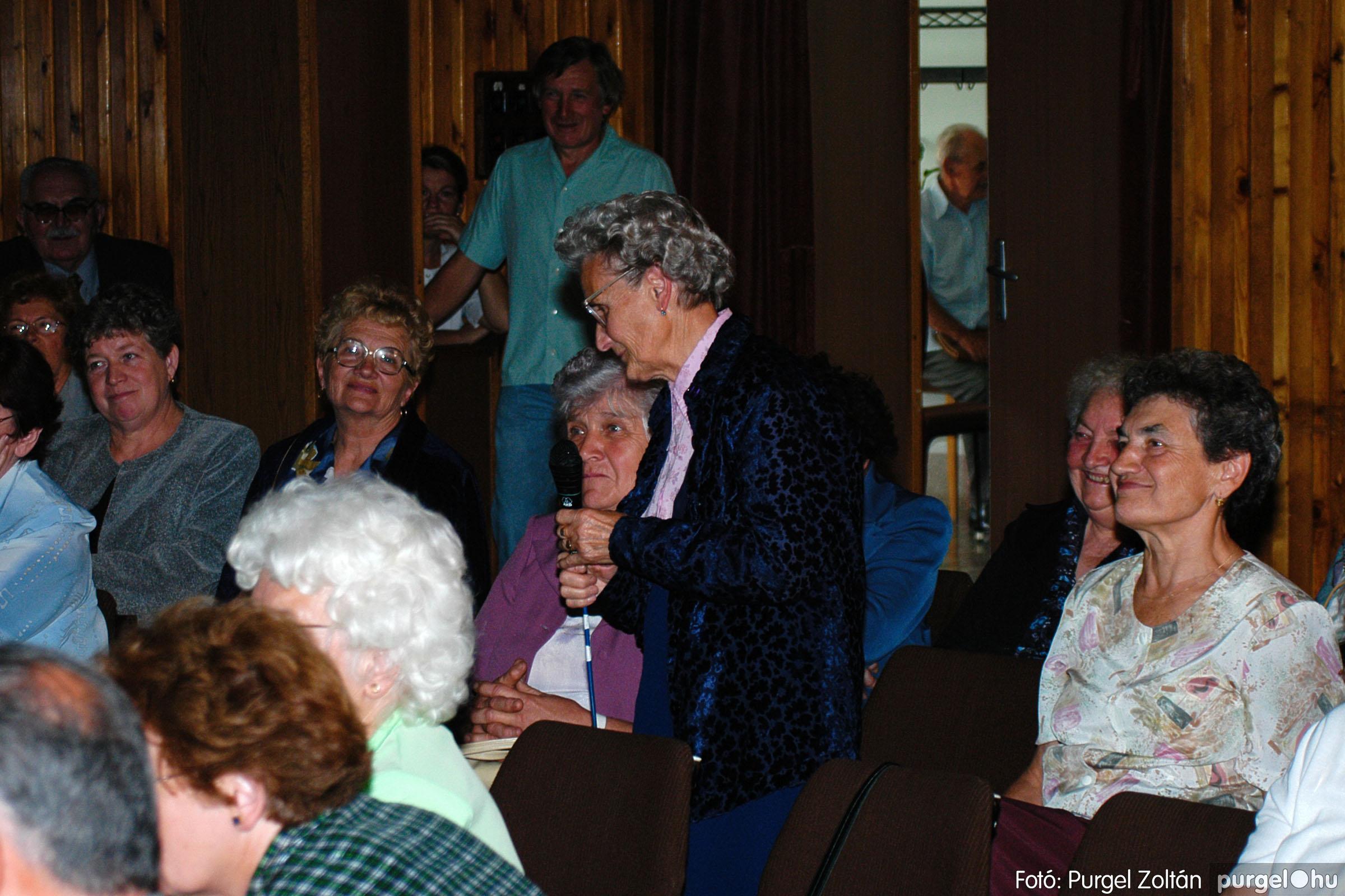 2003.09.20. 043 Elszármazottak találkozója 2003. Fotó:PURGEL ZOLTÁN© DSC_0050q.jpg