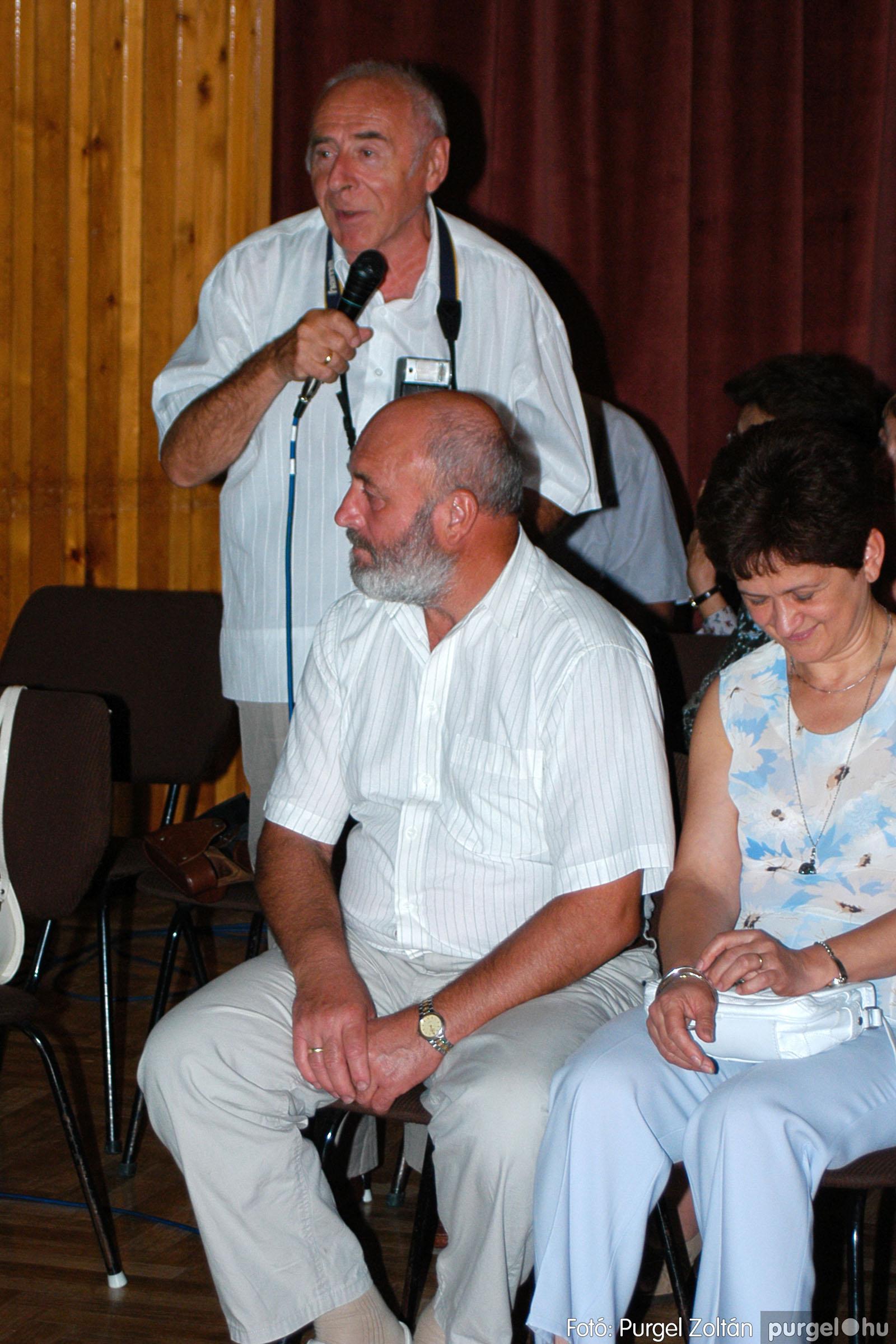 2003.09.20. 039 Elszármazottak találkozója 2003. Fotó:PURGEL ZOLTÁN© DSC_0046q.jpg