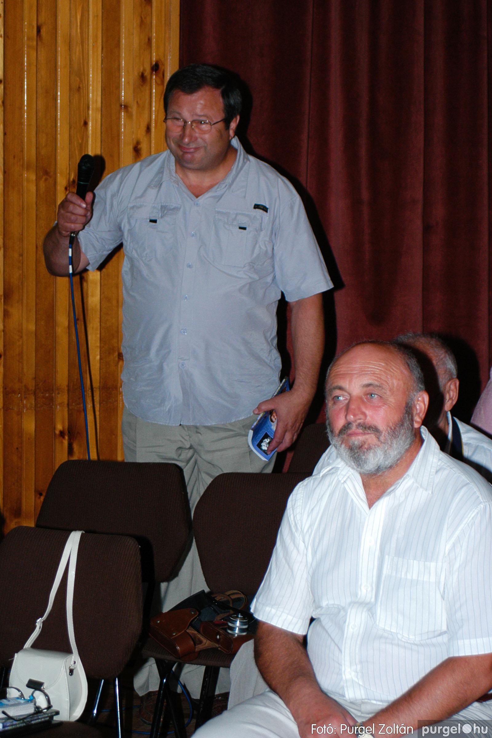 2003.09.20. 037 Elszármazottak találkozója 2003. Fotó:PURGEL ZOLTÁN© DSC_0044q.jpg