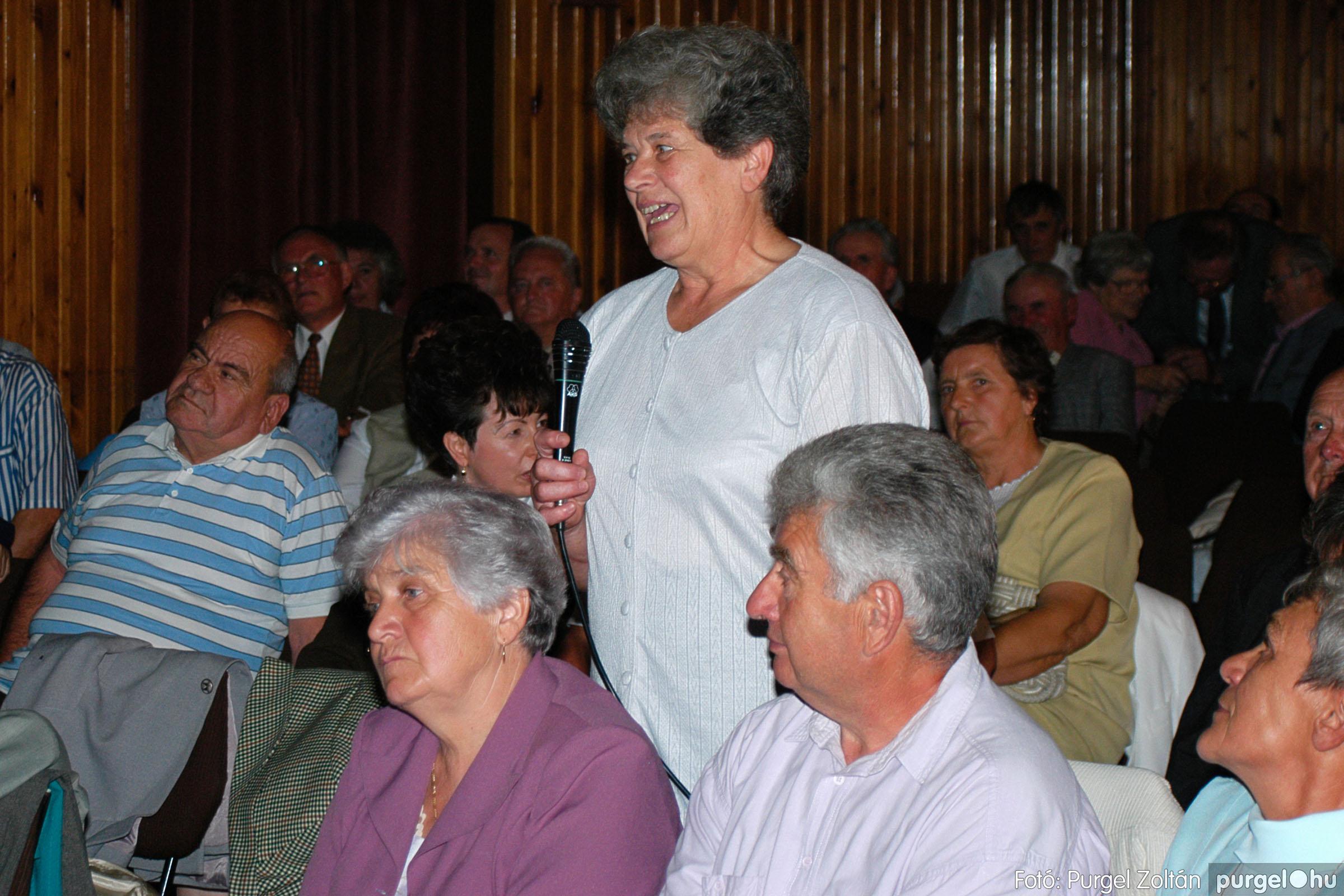 2003.09.20. 028 Elszármazottak találkozója 2003. Fotó:PURGEL ZOLTÁN© DSC_0034q.jpg