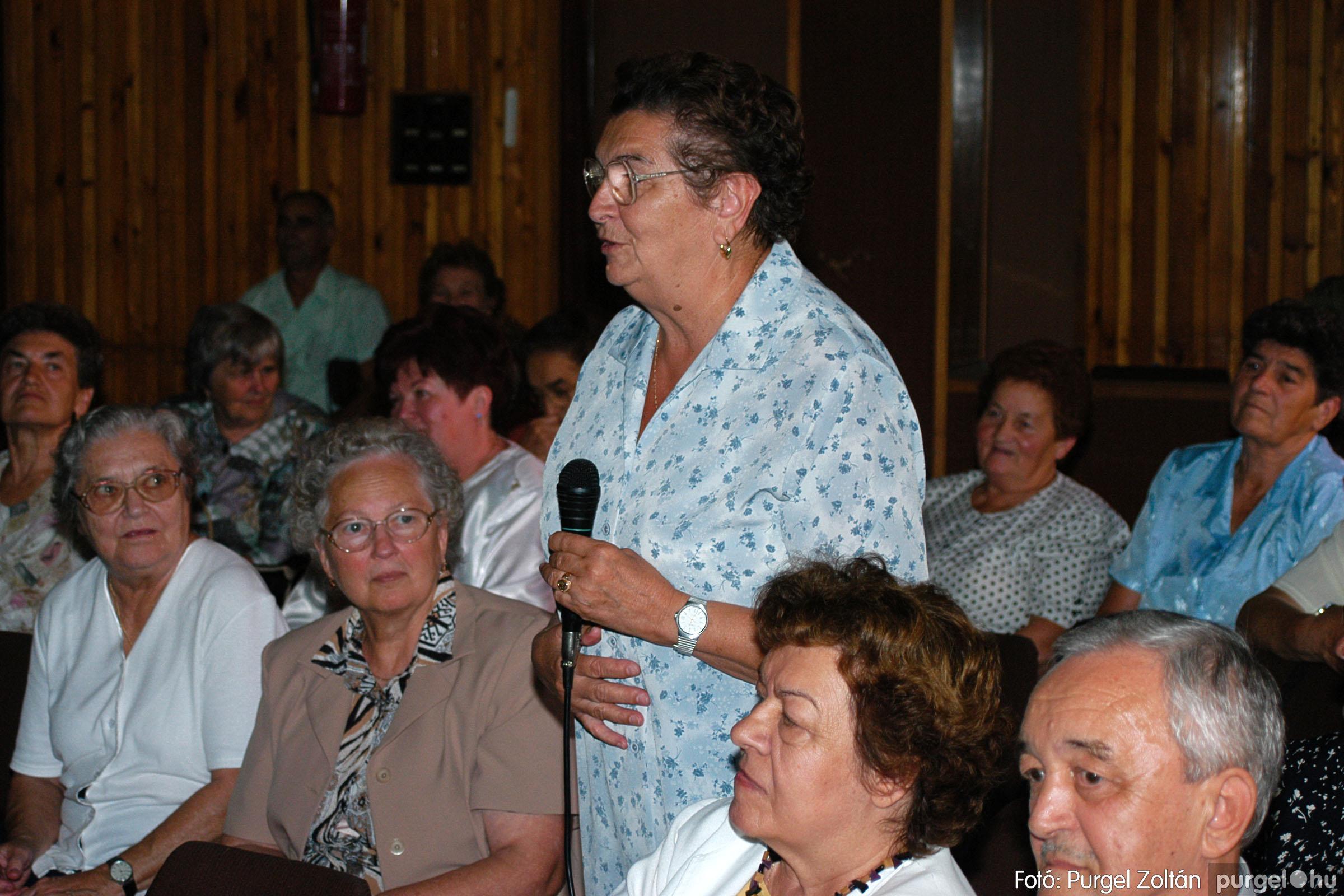 2003.09.20. 025 Elszármazottak találkozója 2003. Fotó:PURGEL ZOLTÁN© DSC_0031q.jpg