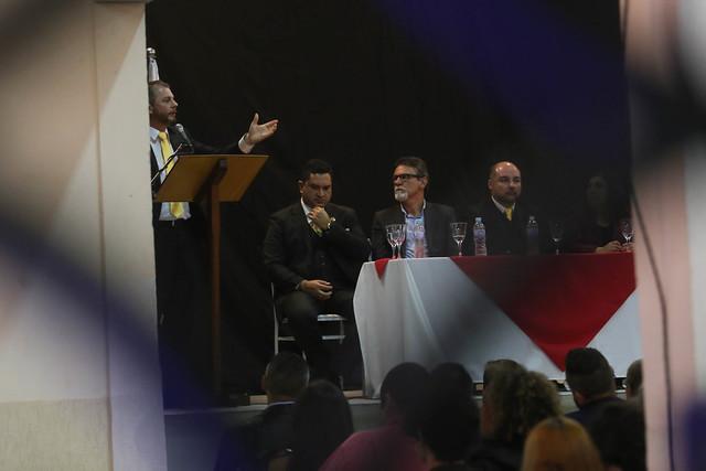 30.07.2019- Posse diretoria da Subseção de Cachoeira Paulista
