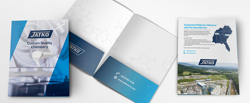 Jatko Pocket Folder