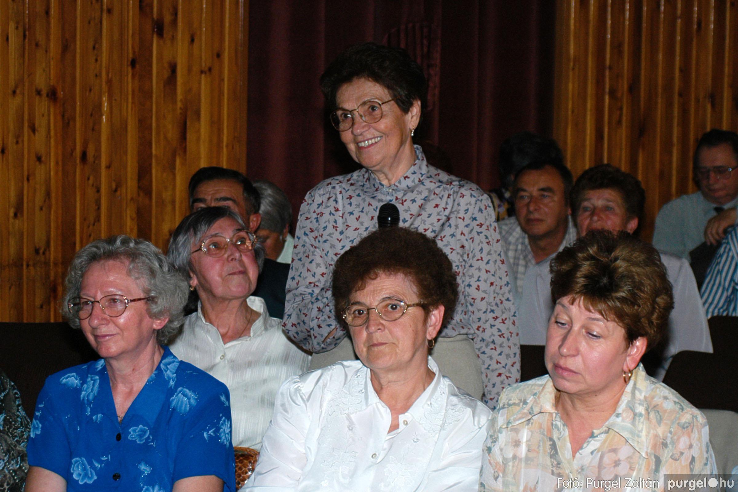 2003.09.20. 065 Elszármazottak találkozója 2003. Fotó:PURGEL ZOLTÁN© DSC_0073q.jpg