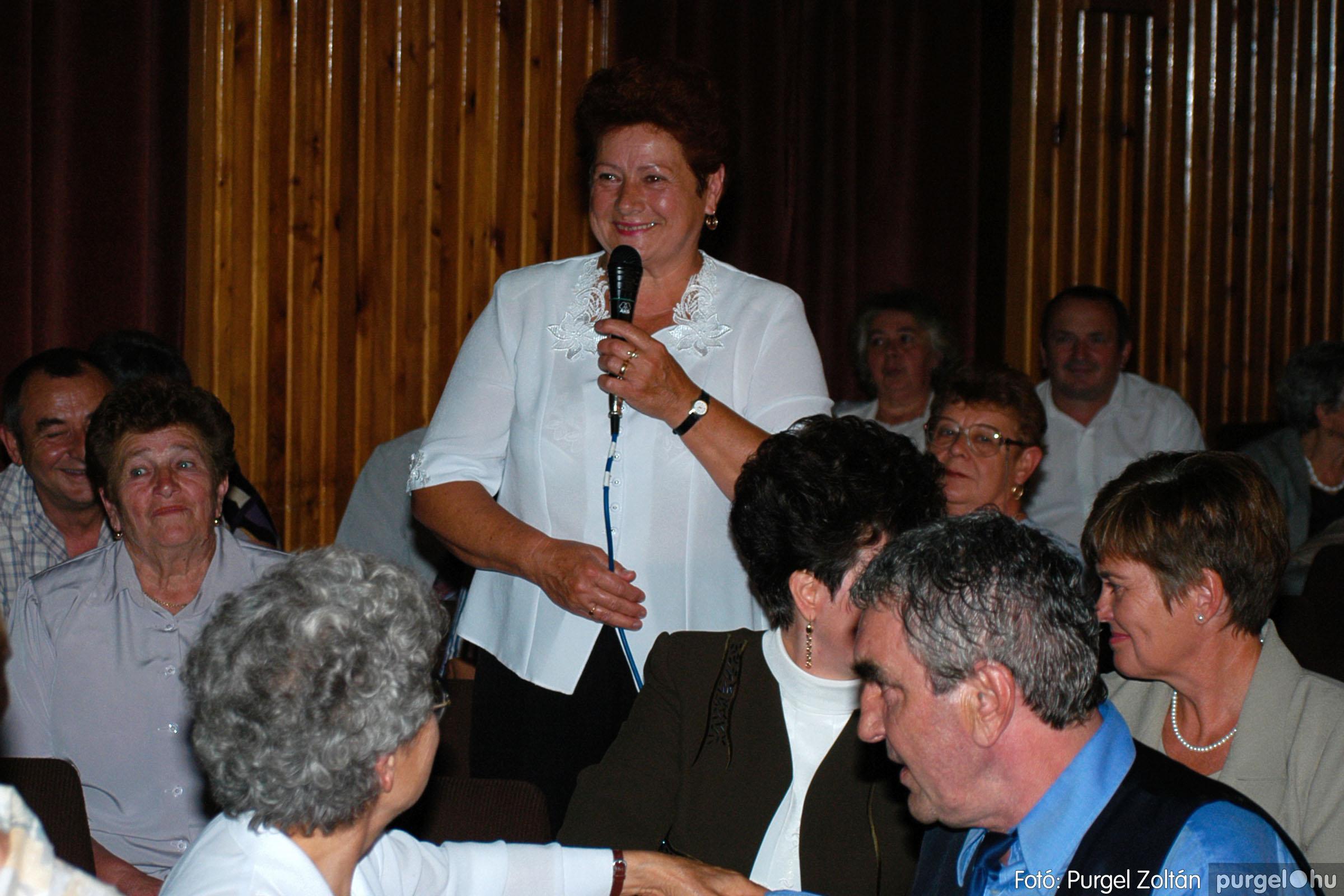 2003.09.20. 063 Elszármazottak találkozója 2003. Fotó:PURGEL ZOLTÁN© DSC_0071q.jpg
