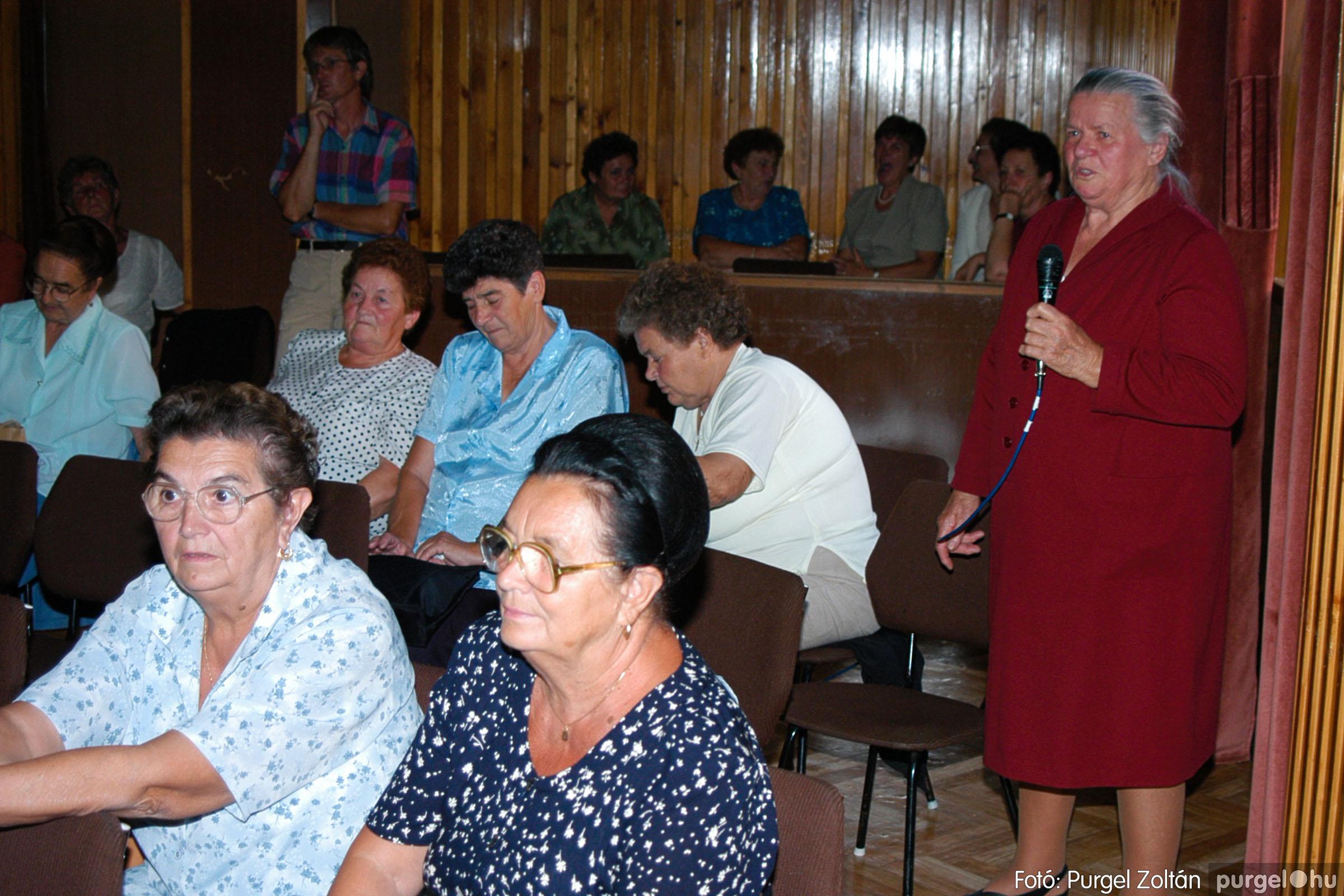 2003.09.20. 059 Elszármazottak találkozója 2003. Fotó:PURGEL ZOLTÁN© DSC_0067q.jpg