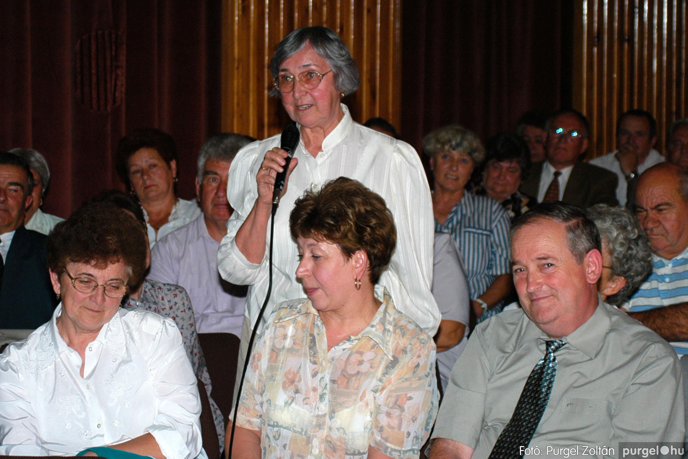 2003.09.20. 056 Elszármazottak találkozója 2003. Fotó:PURGEL ZOLTÁN© DSC_0064q.jpg