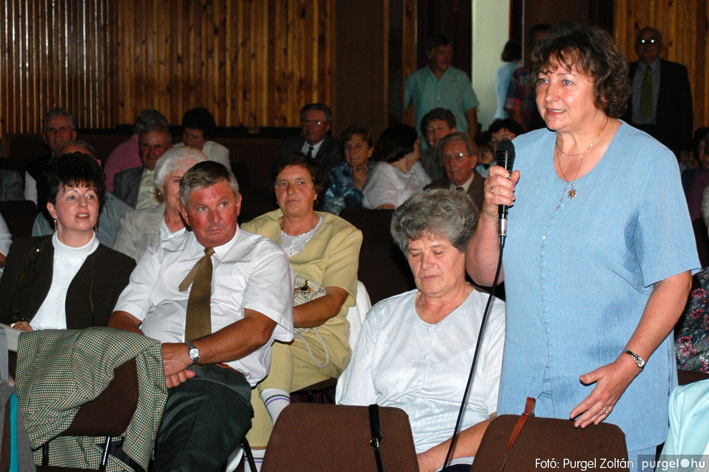2003.09.20. 051 Elszármazottak találkozója 2003. Fotó:PURGEL ZOLTÁN© DSC_0059q.jpg