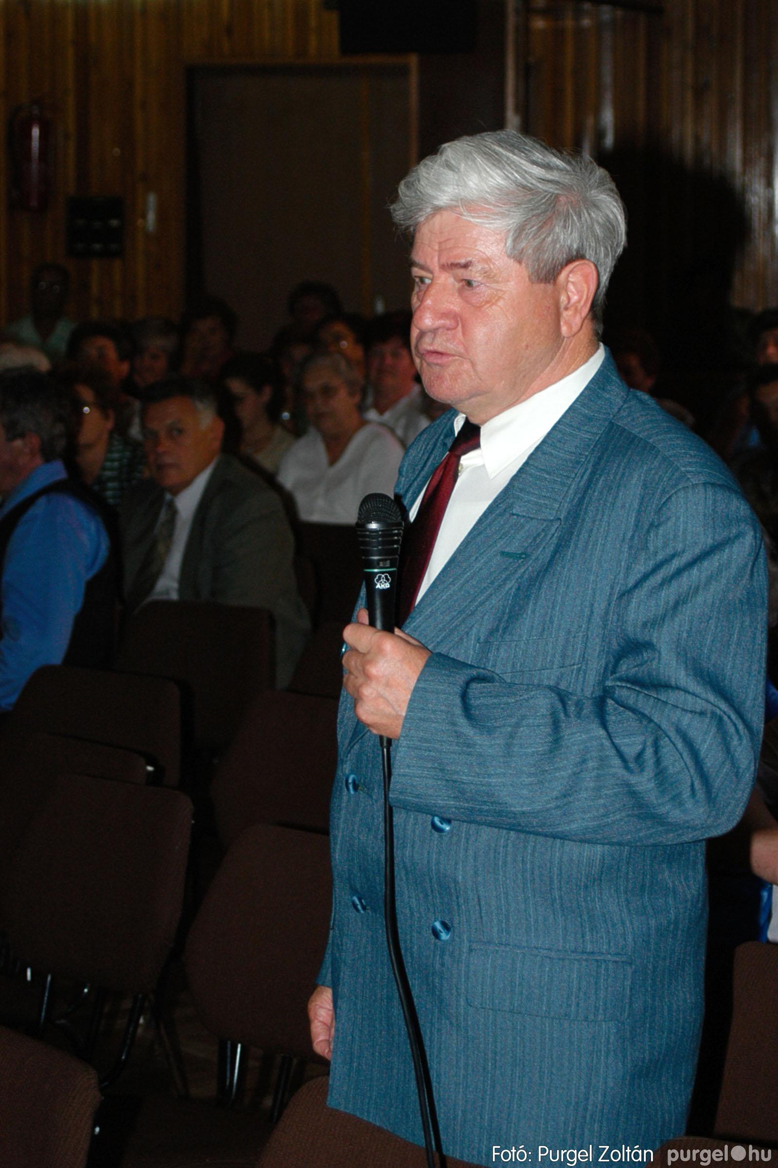 2003.09.20. 050 Elszármazottak találkozója 2003. Fotó:PURGEL ZOLTÁN© DSC_0058q.jpg
