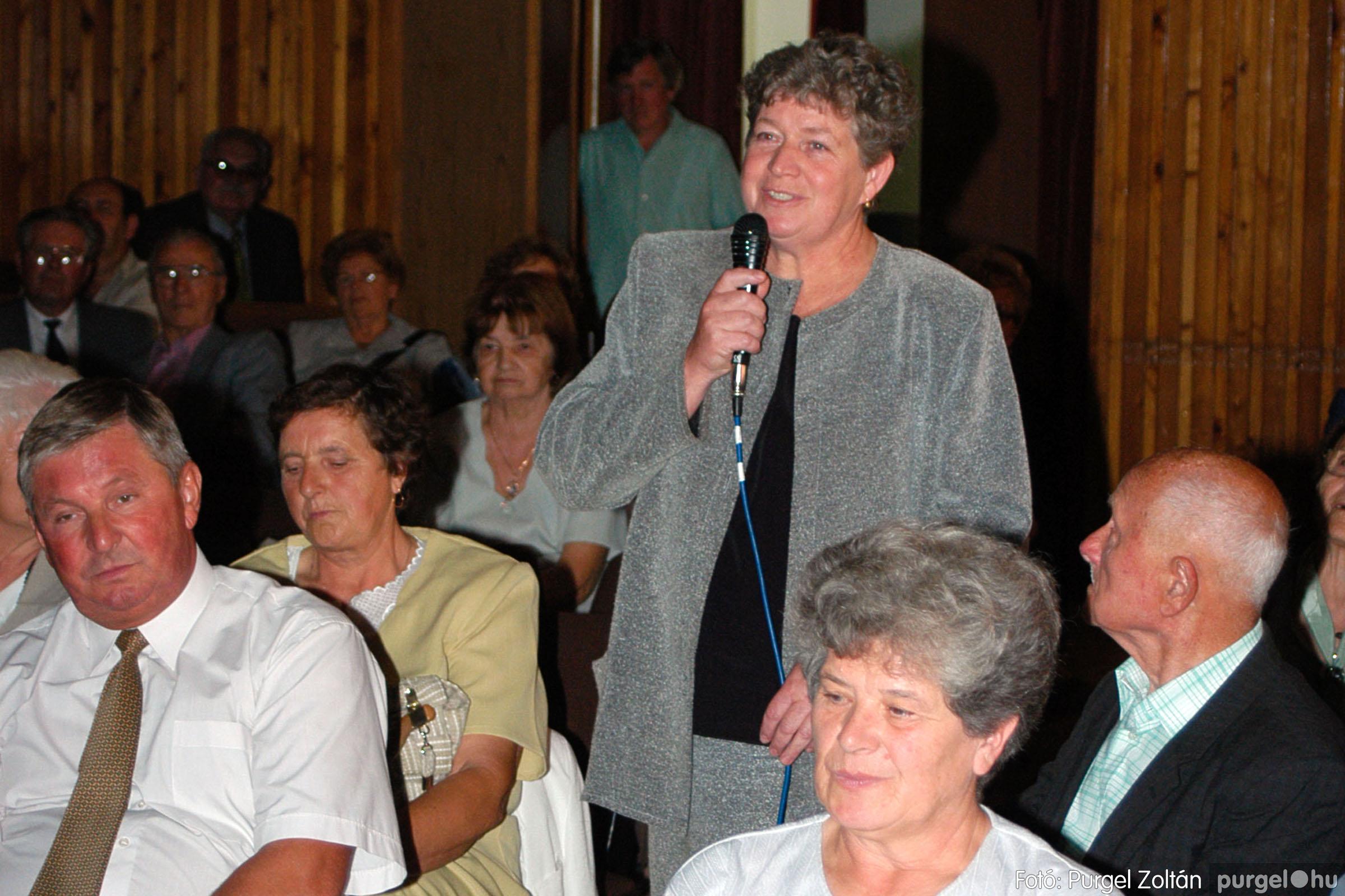 2003.09.20. 041 Elszármazottak találkozója 2003. Fotó:PURGEL ZOLTÁN© DSC_0048q.jpg