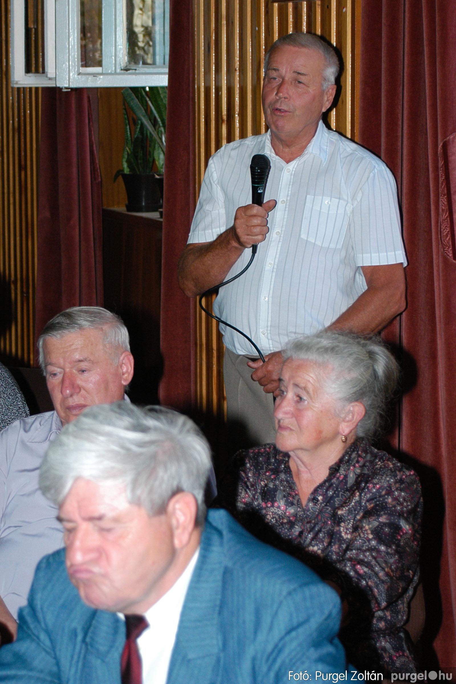 2003.09.20. 038 Elszármazottak találkozója 2003. Fotó:PURGEL ZOLTÁN© DSC_0045q.jpg