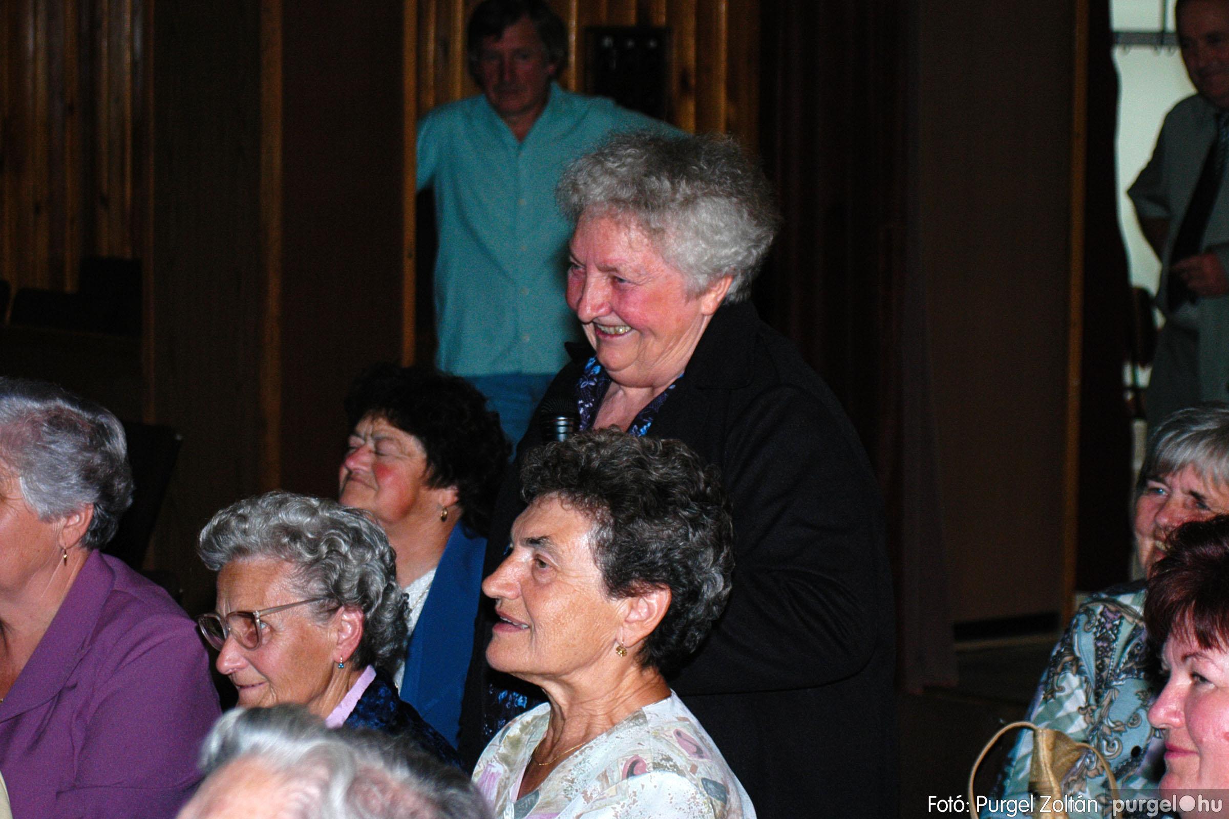 2003.09.20. 036 Elszármazottak találkozója 2003. Fotó:PURGEL ZOLTÁN© DSC_0043q.jpg