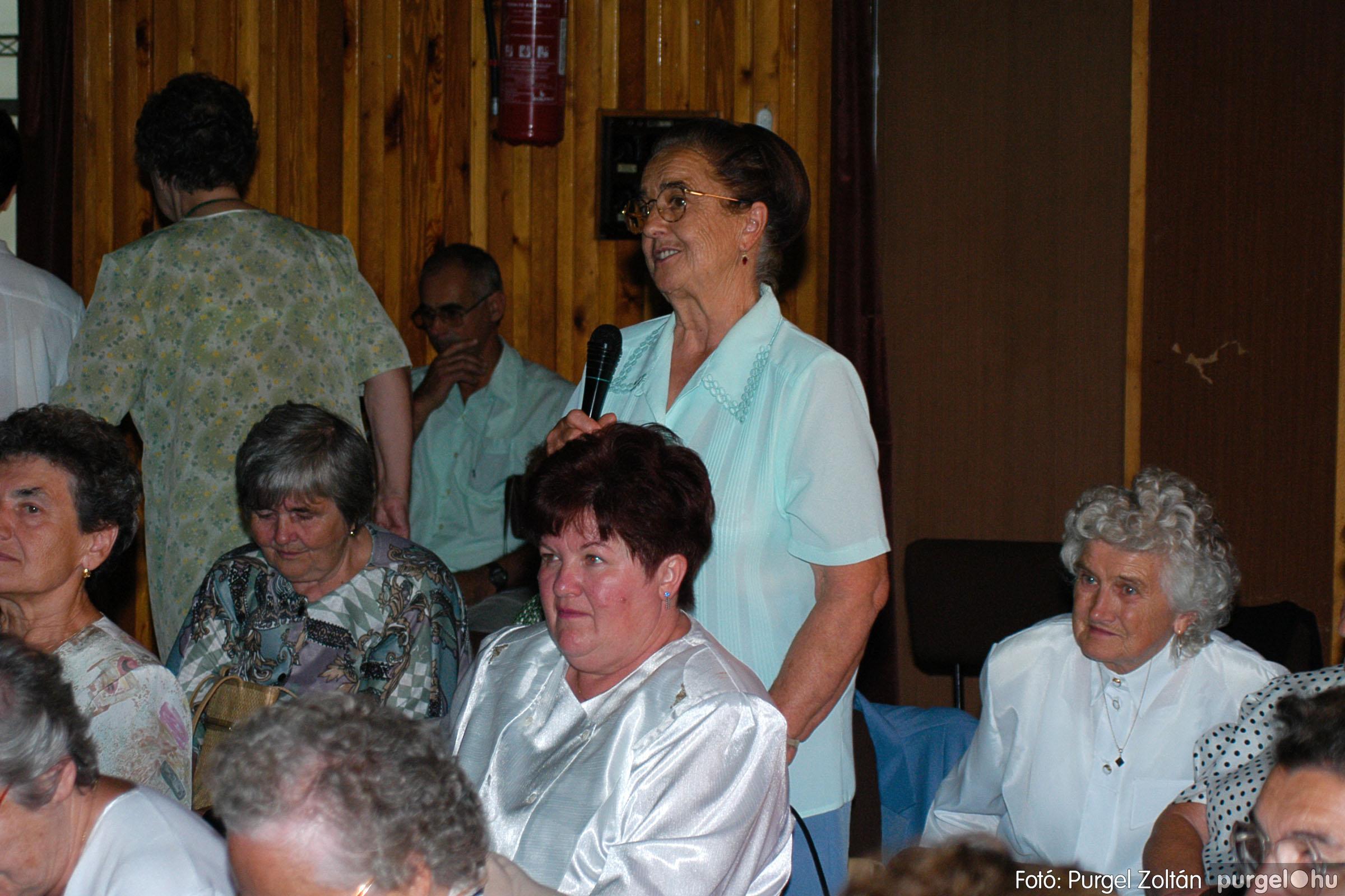 2003.09.20. 024 Elszármazottak találkozója 2003. Fotó:PURGEL ZOLTÁN© DSC_0030q.jpg