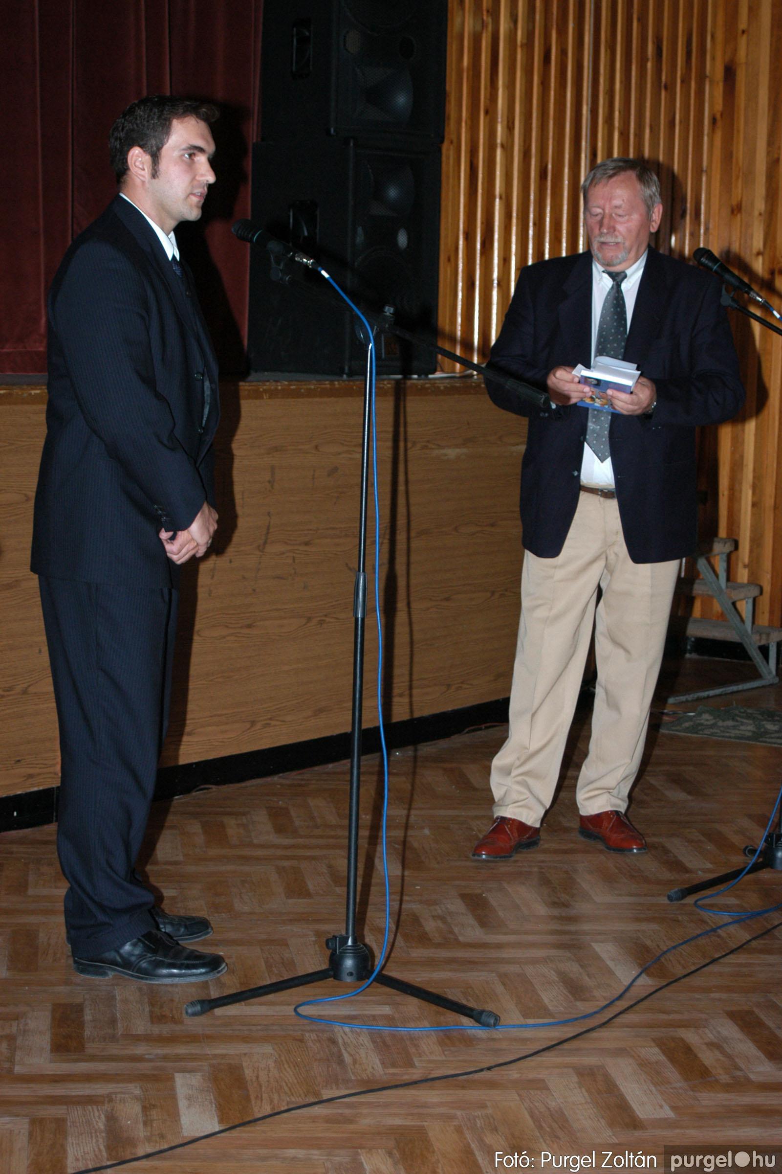 2003.09.20. 018 Elszármazottak találkozója 2003. Fotó:PURGEL ZOLTÁN© DSC_0023q.jpg
