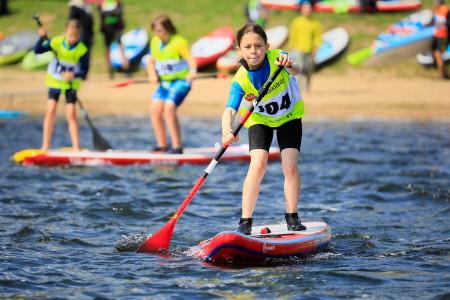 Český pohár v paddleboardingu zavítá o víkendu na Džbán