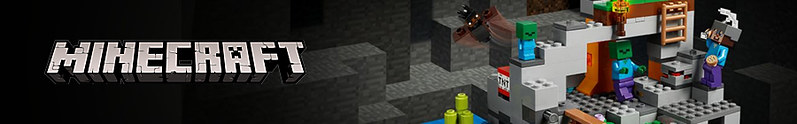 LEGO Minecraft Banner copy