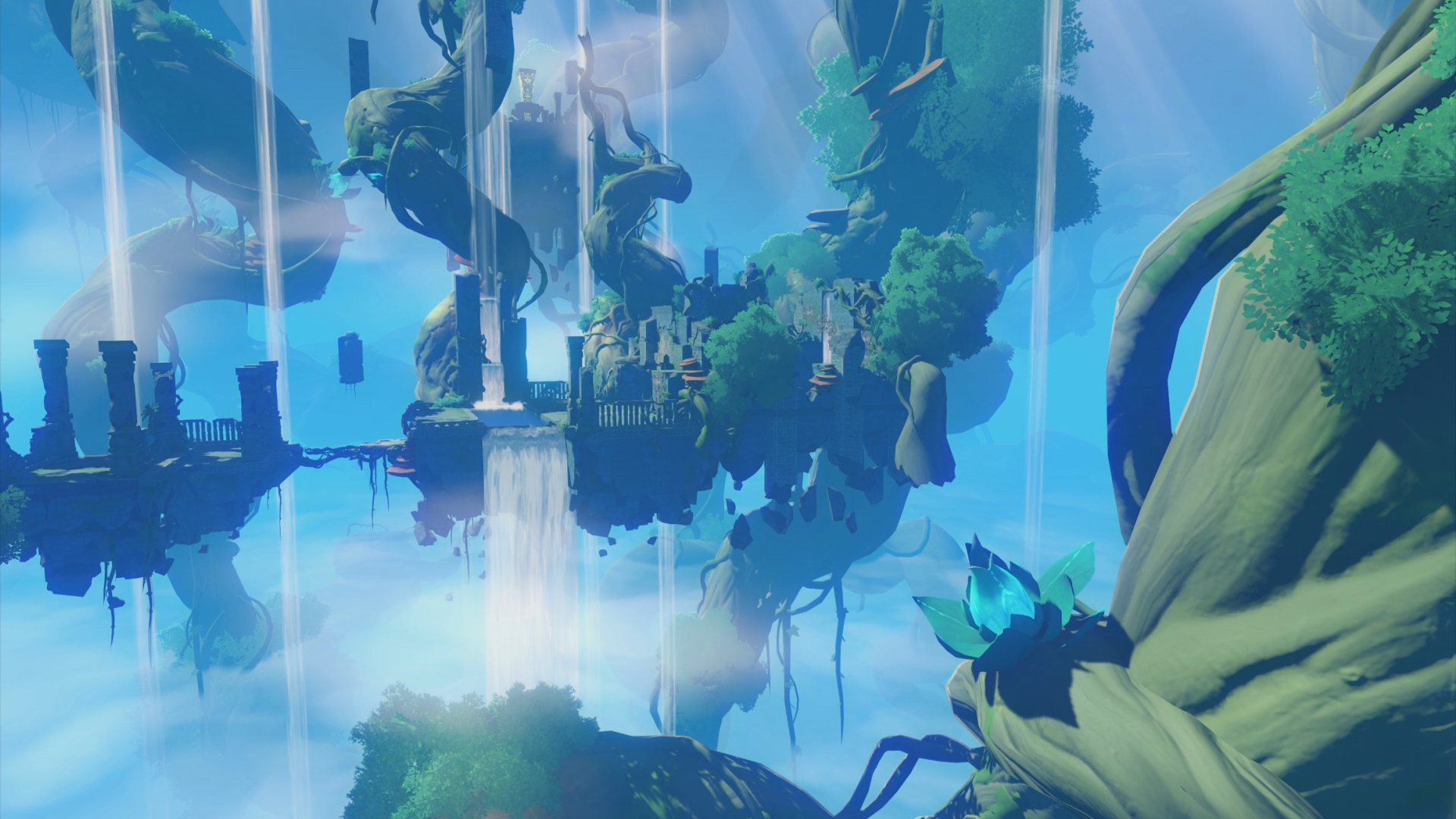 Open World Adventure Genshin Impact Comes To Ps4 Next Year Playstation Blog