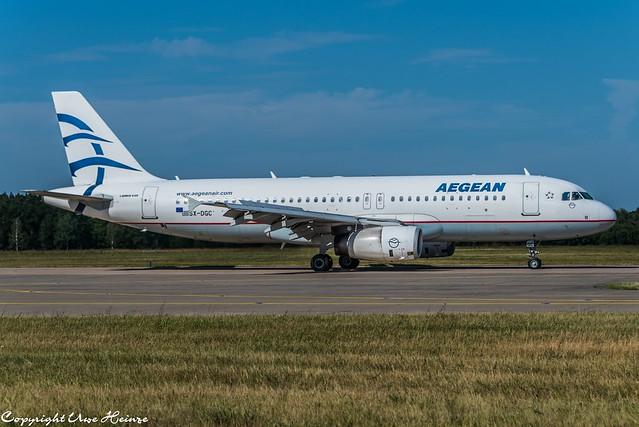 Aegean Airlines SX-DGC