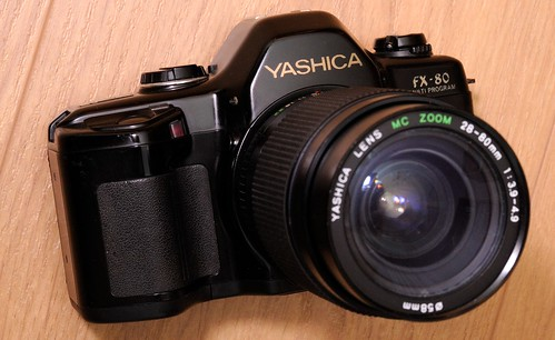 Yashica FX-80 | by F4ronnie