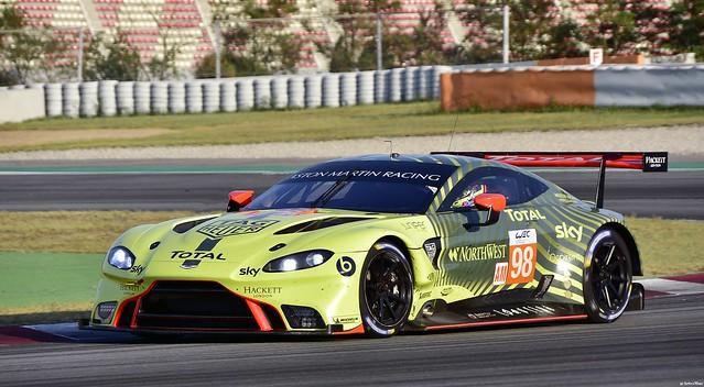 Aston Martin Vantage AMR / Paul Dalla Lana / CAN / Darren Turner / GBR / ASTON MARTIN RACING