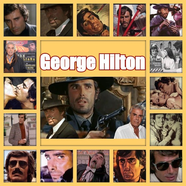 george hilton picture collage