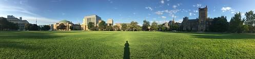 Campus panorama