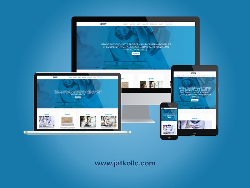 Jatko Responsive Web Design
