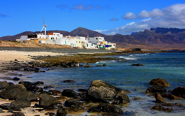 Puertito de la Cruz / Fuerteventura