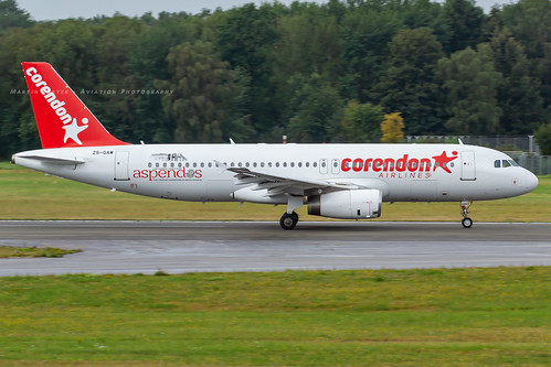 ZS-GAW // Corendon Airlines // A320-231 | by Martin Fester - Aviation Photography