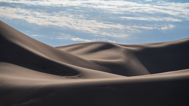 The Great Dunes of the Southwest