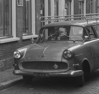 SF-49-41 Opel Olympia P1 Lieferwagen 1960
