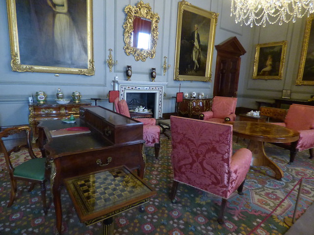 Ickworth House - State Rooms - Drawing Room