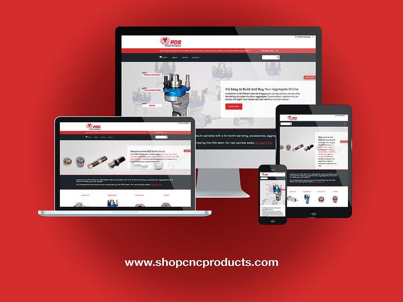 PDS E-Commerce Web Development