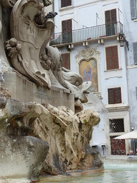 fontaine panthéon