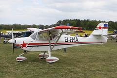 EI-FMA Aeropro Eurofox [11301] Popham 050519