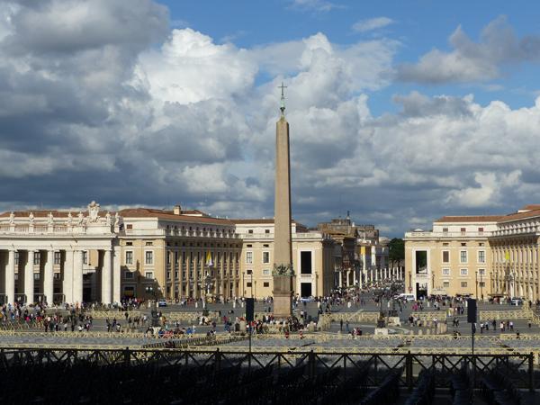 saint pierre de Rome 2